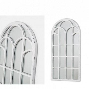 Espejo ventana color blanco 128 x 66cm