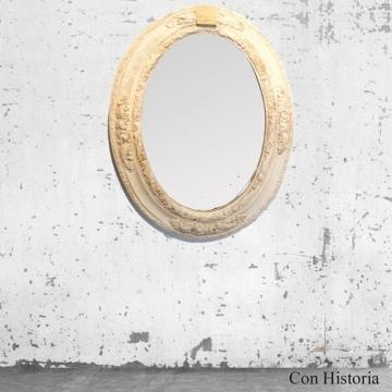 Espejo antiguo modernista