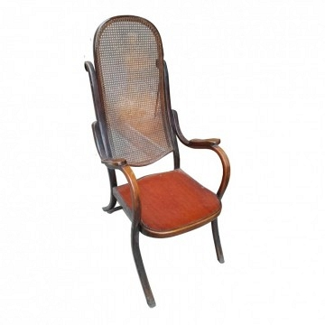 Thonet Lounge Chair Late19th or Early 20th Century