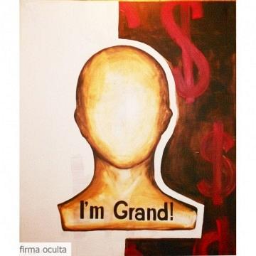 I´m Grand Serie Faces /Soho