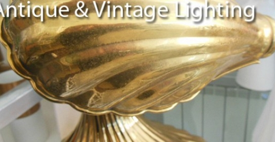 Lighting  Antique & Vintage