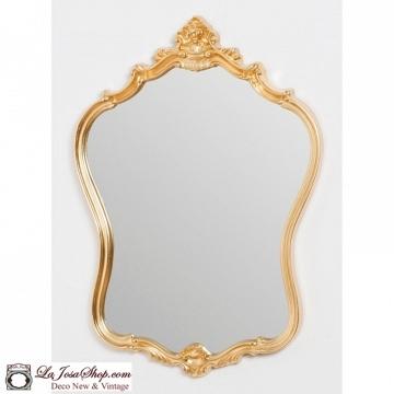 Espejo barroco oro