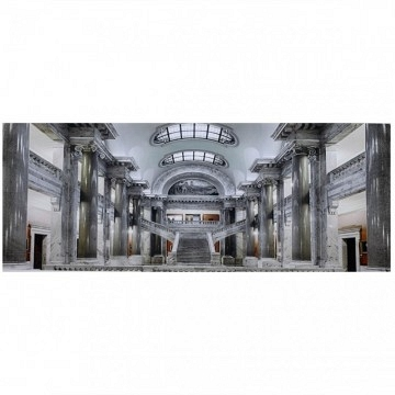 Cuadro palacio con Vidrio