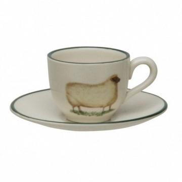 6 Taza café oveja 95 ml