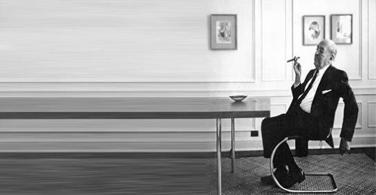 Mies Van der Rohe deseñador y arquitecto