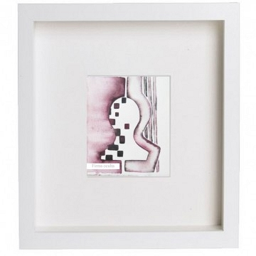 Watercolor on paper by Nuria Rabanillo faces Nº8