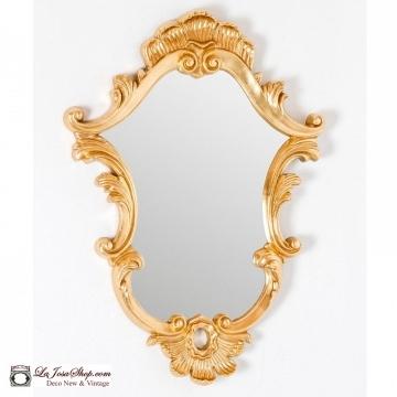 Espejo dorado Barroco  grande