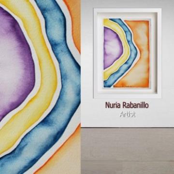 Acuarela multicolor 247