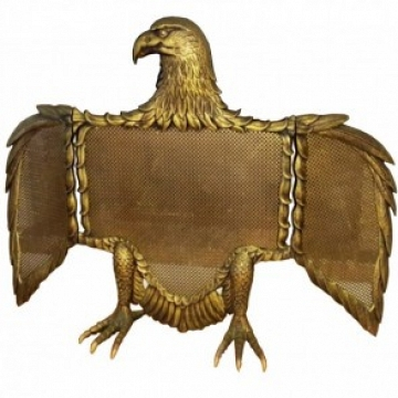 Fire Place Eagle  Vintage
