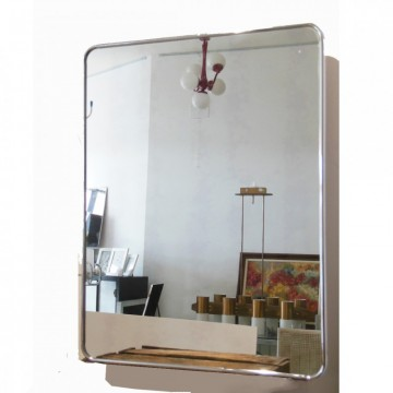 Espejo acero inoxidable industrial