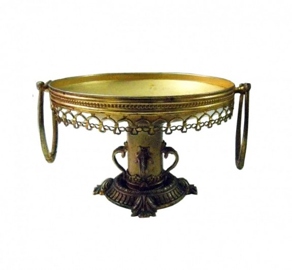 Brass Centerpiece