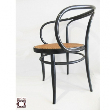 Silla o sillón Thonet estilo Nº209 Vintage  ( 1 Lote de 2 sillas