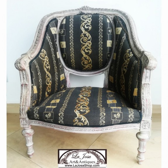 Armchair Luis XV Style antique