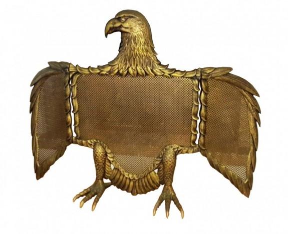 Fire Place Eagle  Vintage