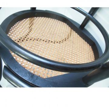 Lote 2 sillas vintage siglo XX de madera curvada estilo Thonet 209 /2 lotes disponibles