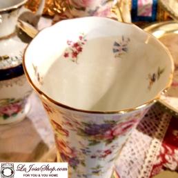Chinese porcelain flower pot china jar
